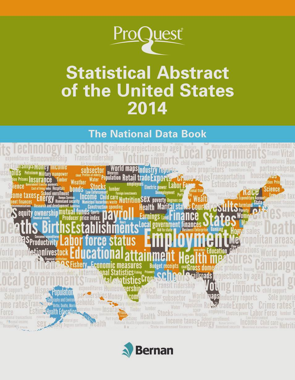 Statistical Abstract of the United States | On & Off the Shelf